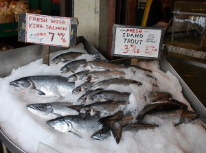 Seafood Sustainability and Your Choices